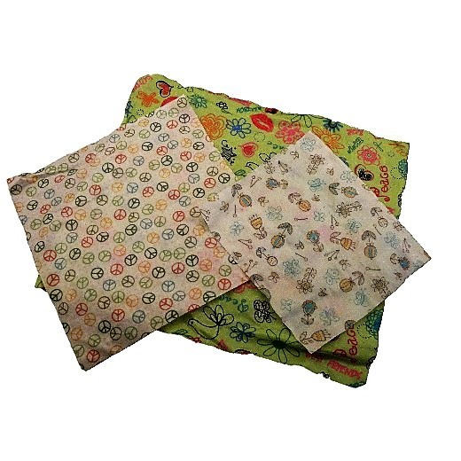 Beezy Wrap beeswax wrap Variety Pack