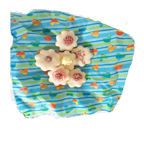 bee wrap made in Nova Scotia, Canada. Beeswax wrap Canada